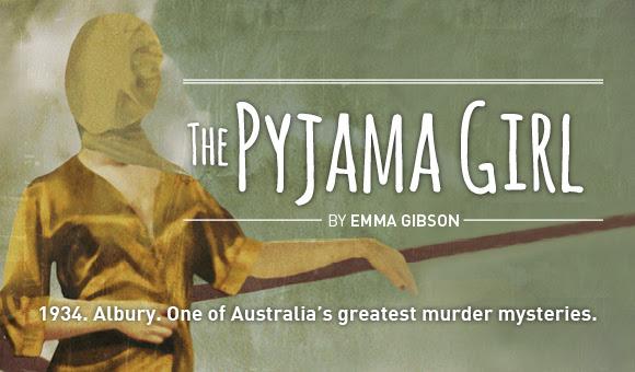 The Pyjama Girl
