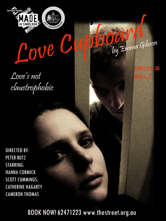Love Cupboard poster